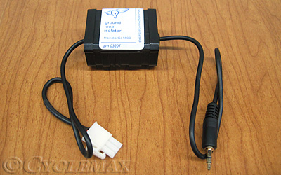 GL1800 Gound Loop Isolator