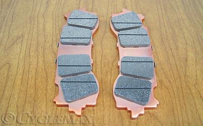 GL1800 OEM Honda Brake Pads