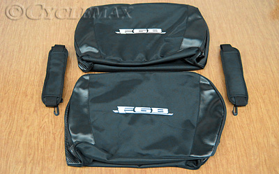 F6B Honda Deluxe Saddlebag Luggage Set