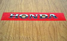 GL1800 Windshield Panel Emblem