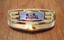 Goldwing GL1500 Front Fender Emblem