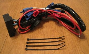 GL1800 Isolated Trailer Harness