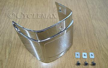 Goldwing GL1500 Chrome Front Fender Extension