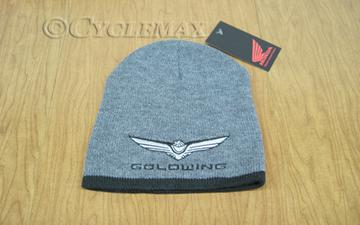 Embroidered Goldwing Beanie
