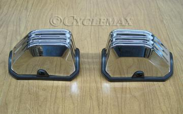 2018 Goldwing Chrome Saddlebag Guard Covers
