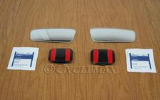 Goldwing Mini Blind Spot Mirrors