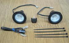 2018 Goldwing Cowl Visibility Light Kit