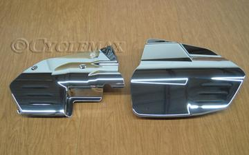 2018 Goldwing Chrome Engine Covers