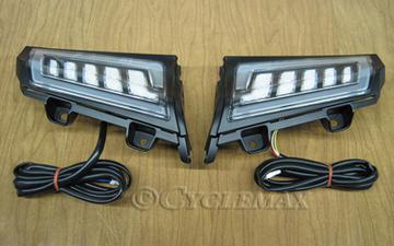 2018 Goldwing Rear Saddlebag Dynamic Sequential LED Kit