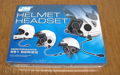 J&M 291 Series Headset