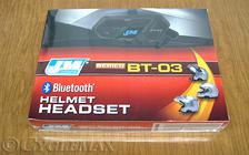 Bluetooth BT-03 Elite Series Full Face Headset