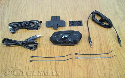 Bluetooth Helmet Headset Conversion Kit