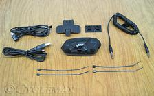 Bluetooth Helmet Headset Conversion Kit