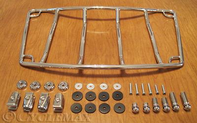 Multi-Fit Universal Trunk Luggage Rack