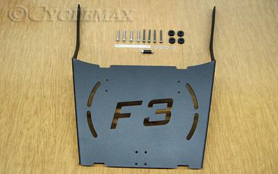 Spyder F3 Laser Cut Luggage Rack