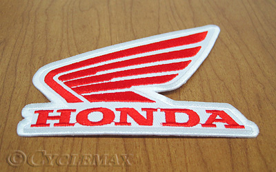 Honda Red Wing Patch