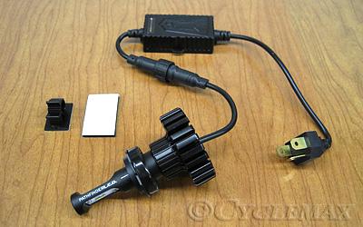 GL1800 Pathfinder LED H7 Headlight Bulb