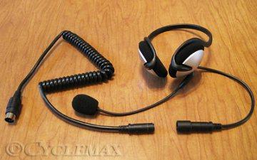 IMC Helmetless J and M Headset