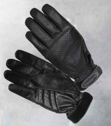 Olympia 406 Stealth Perforated Gel Men's Gloves