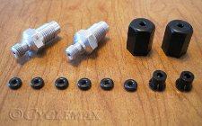 GL1200 Progressive Suspension Rear Shock Air Line Adaptor Kit