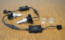 GL1800 LED Headlight Replacement Bulb Kit