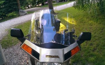 GL1200 Madstad Adjustable Windshield