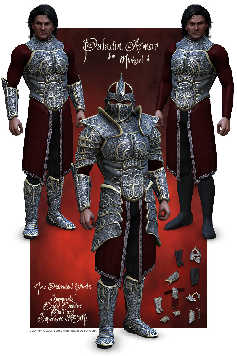 Xurge 3d corporation paladin armor for m4 publicscrutiny Gallery