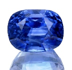 unheated not treated oval shape blue sapphire from madagascar