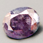 100% color change alexandrite with IGI report under one carat blue-green to red-purple