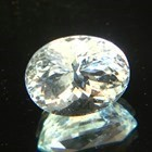 mountain stream colored aquamarine over 4 carat