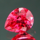 spinel gemstone not heated and no treatments