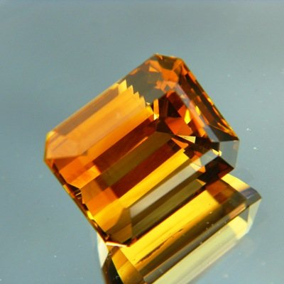 25 carat unheated citrine natural color