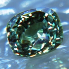 ceylon alexandrite certified and untreated with strong color change