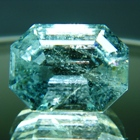 wonderful natural aquamarine gemstone