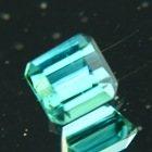 Rich blue green Mozambique indicolite