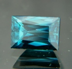stunning natural blue teal tourmaline