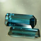 deepest blue in natural tourmaline aka indicolite