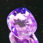 Violet purple Ceylon sapphire
