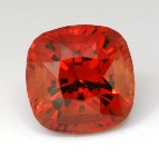 precision cut red spinel ruby natural no-heat