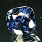astonishing dark blue spinel natural noheat