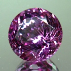 beautiful natural color change garnet gemstone