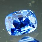 unheated blue sapphire