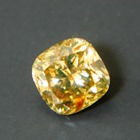 cushion ideal cut brilliant orange diamonds without artificially coloring 53 points