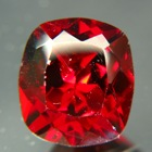 bordeaux red garnet in jumbo size