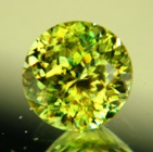 natural grass green chrome sphene
