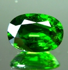 south african chrome diopside natural no heat not treated