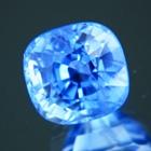 Electric blue Ceylon sapphire