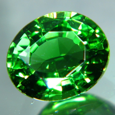 fine bright green chrome tourmaline