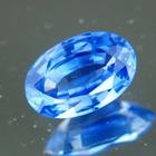 Sky blue Ceylon sapphire