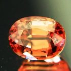 Tanzanian colour change Garnet near 4 carat